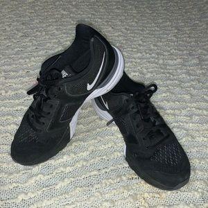 Nike Tri Fusion Run Running Shoe Black Size 11